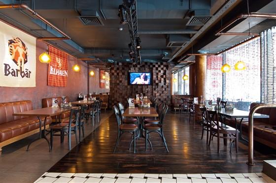 Ресторан Биродром - фотография 10