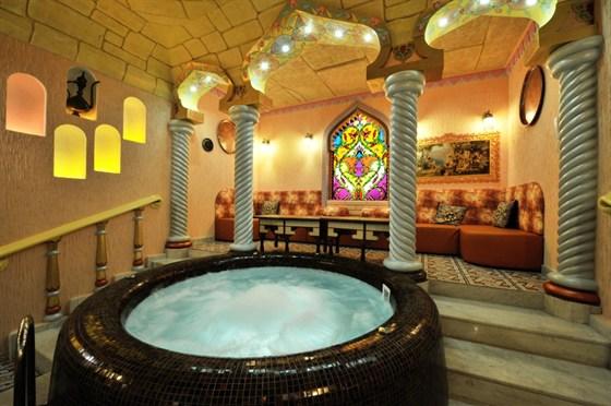 Ресторан Замок в долине - фотография 13 - Замок в долине. Турецкая баня хаммам