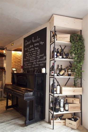 Ресторан Bar Cervetti/Винный рынок на Никитском - фотография 26