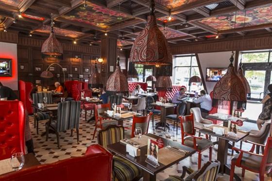 Ресторан Temple Bar - фотография 7