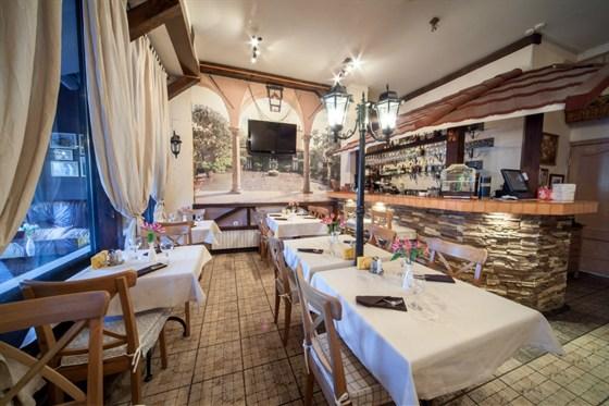 Ресторан Итальянский дворик - фотография 1