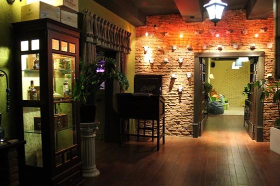 Ресторан Биффиш - фотография 2 - Центральный вход