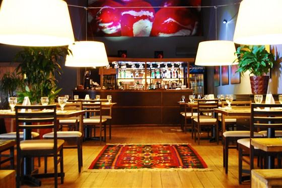 Ресторан Золотой барашек - фотография 5 - Ресторан.