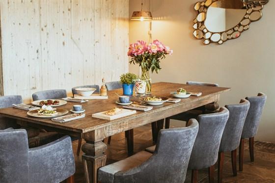 Ресторан Ribambelle Green - фотография 1