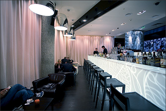 Ресторан Apple Bar - фотография 12