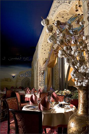 Ресторан Золотая Бухара - фотография 8