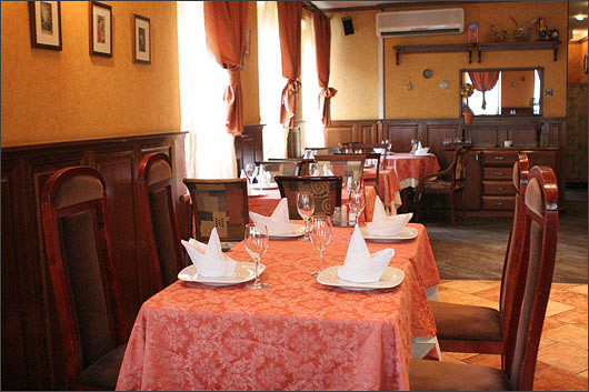 Ресторан Сю-си-пуси - фотография 6