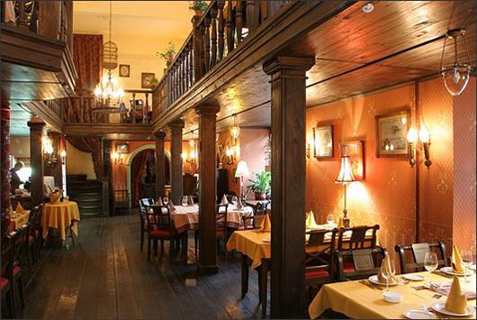 Ресторан Хлестакофф - фотография 4