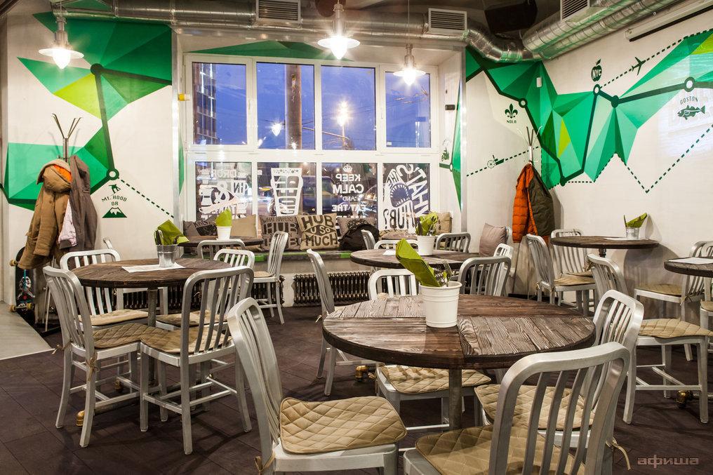 Ресторан Hub - фотография 14