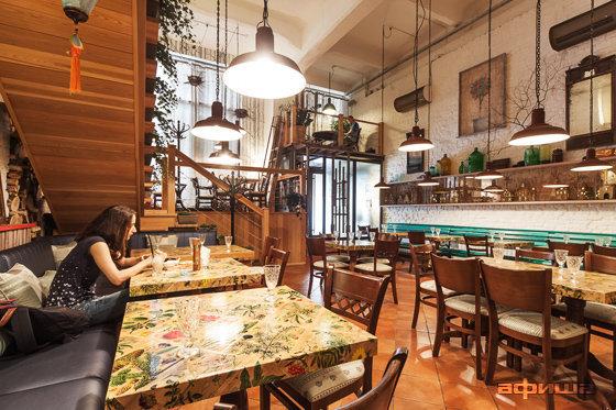 Ресторан Пюре - фотография 14