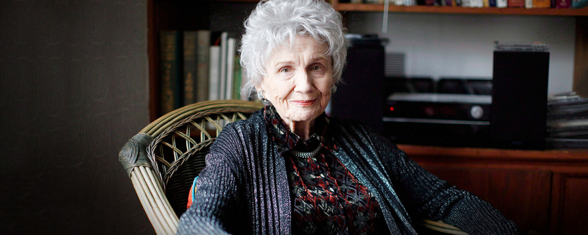 an analysis of the red dress and the day of the butterfly by alice munro Is to be happy and not worry about everything in the plot of the story the red dress by alice munro analysis of alice munro day of the butterfly.