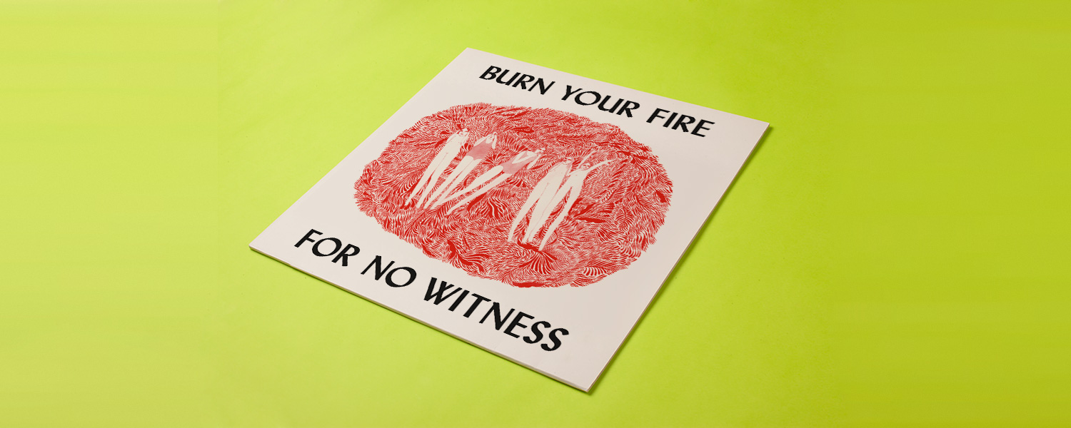 15. Angel Olsen «Burn Your Fire With No Witness»