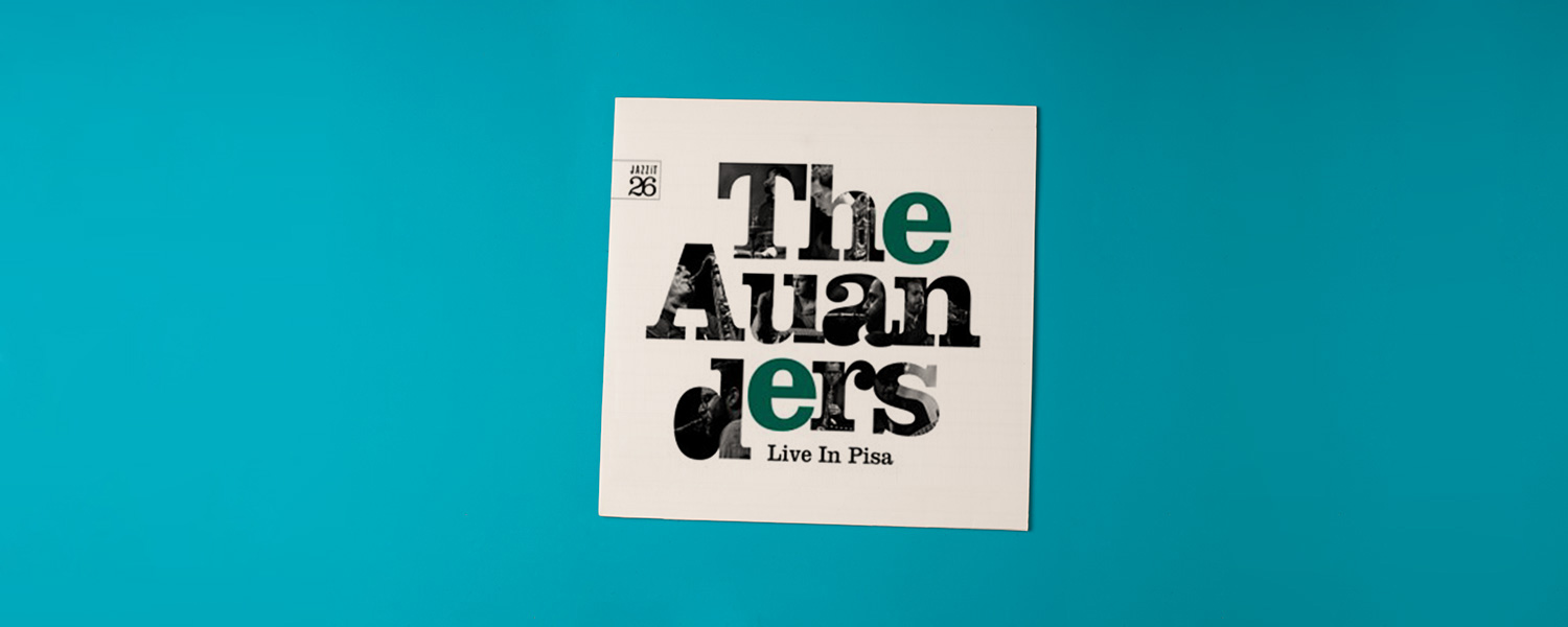 The Auanders «Live in Pisa»