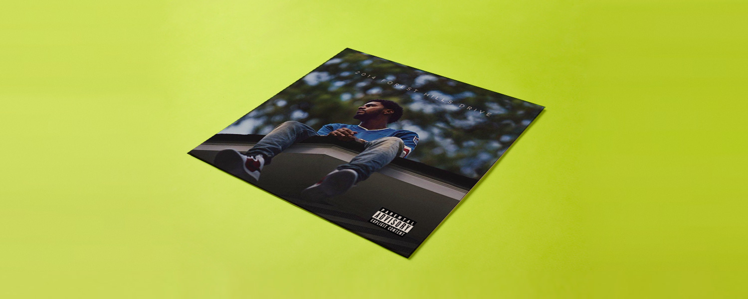 J. Cole «2014 Forest Hills Drive»