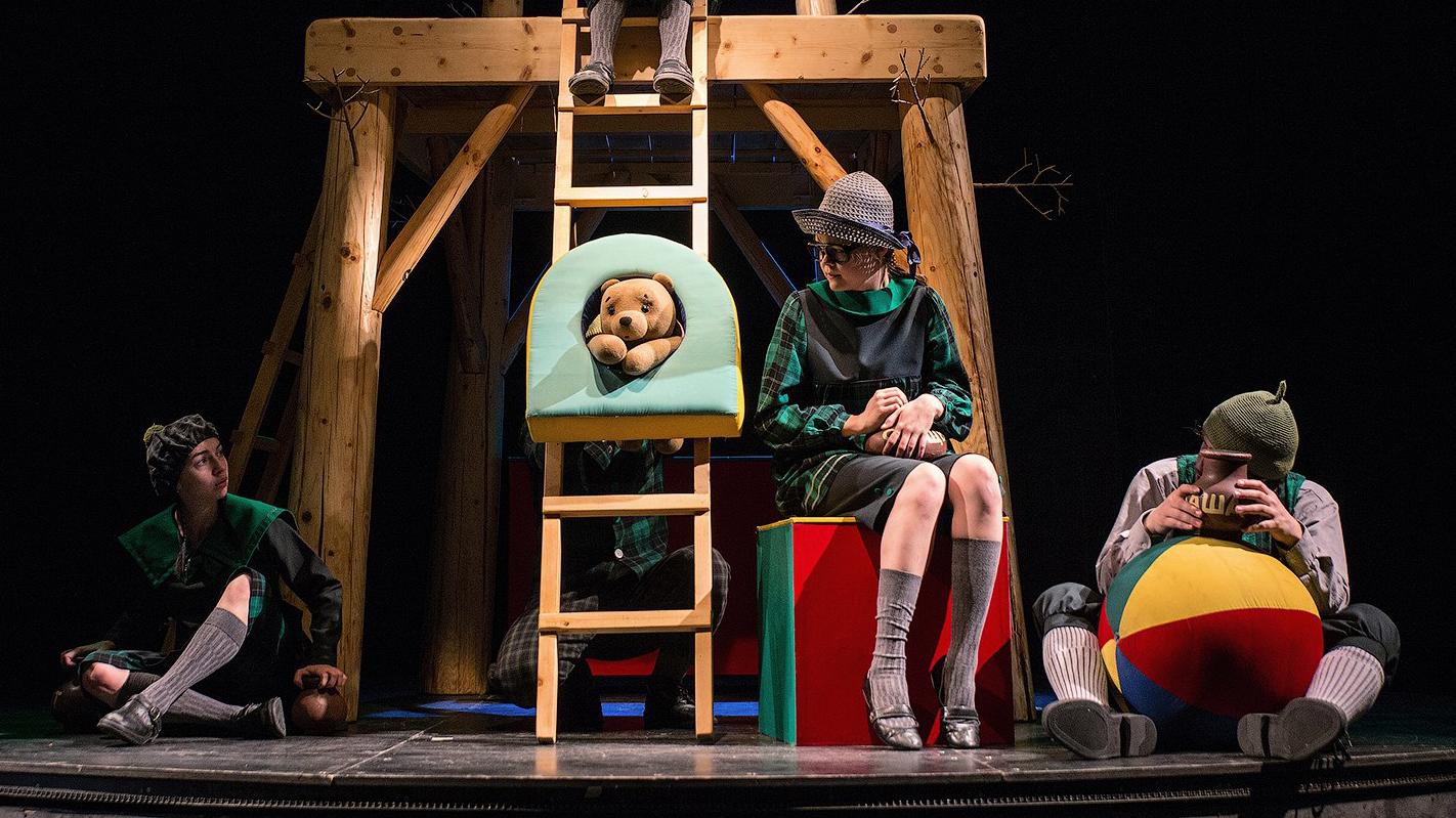 Билеты на детские спектакли в большой театр архангельск афиша концерты в сентябре и октябре
