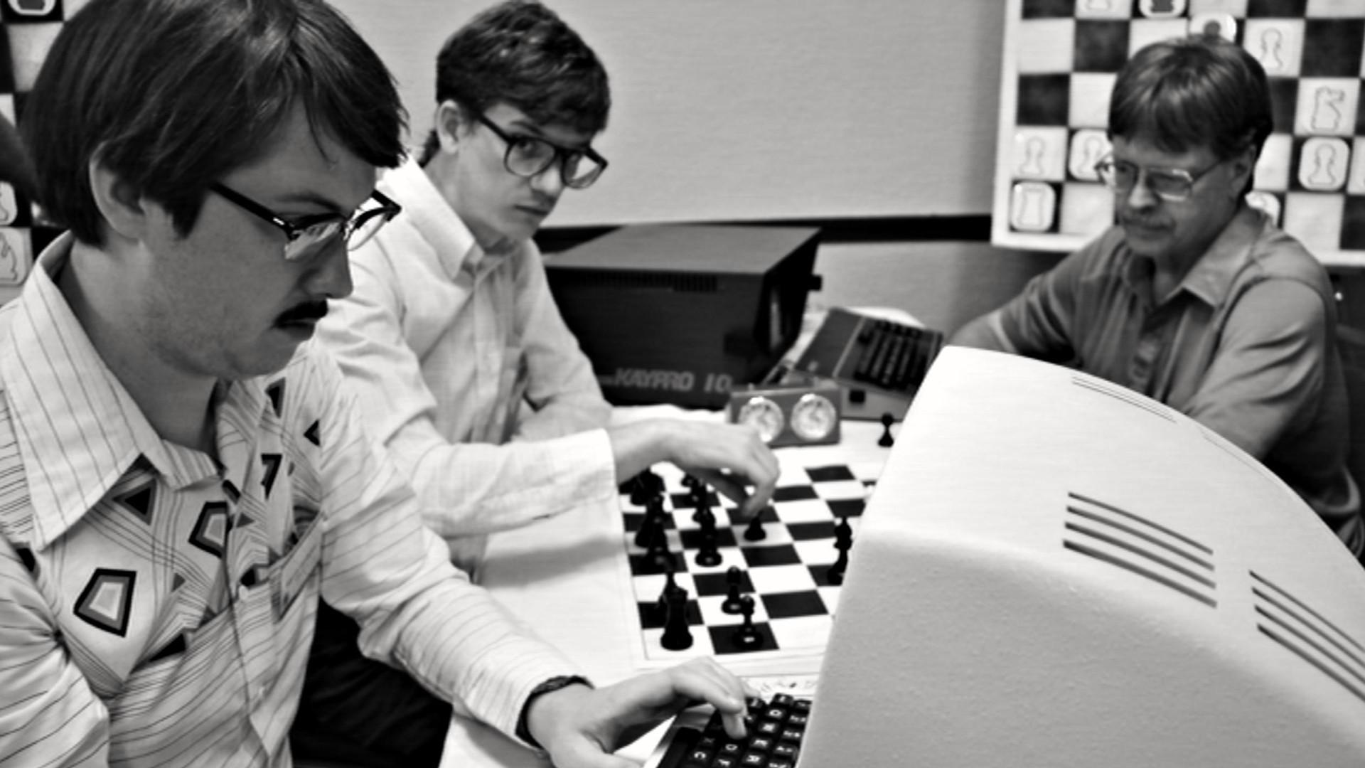 Компьютерные шахматы смотреть фото