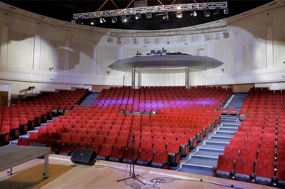 Фото концертный зал Колизей-арена