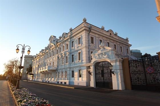 Фото усадьба Рукавишниковых