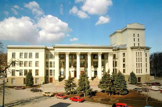 Фото концертный зал Ростовский ДК железнодорожников