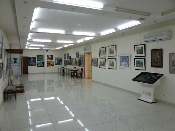 Фото выставочный зал Московского района