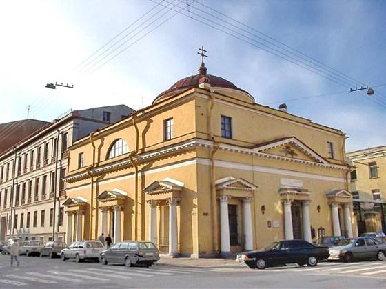 Фото римско-католический храм Святого Станислава
