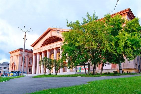 Фото концертный зал ДК автомобилестроителей