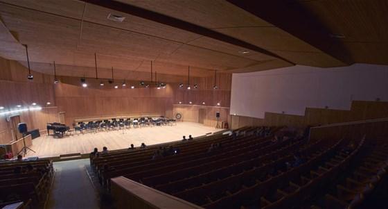 Фото концертный зал Оркестрион