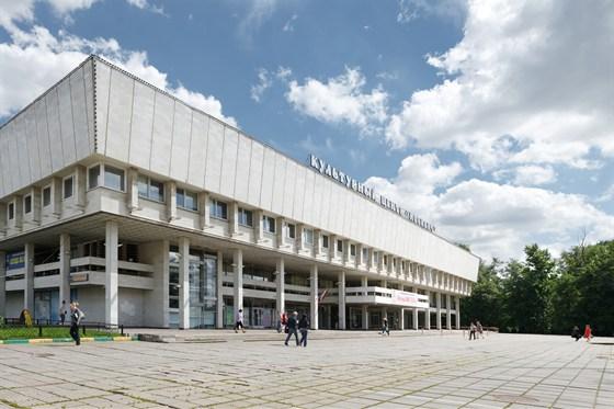 Фото концертный зал Москвич