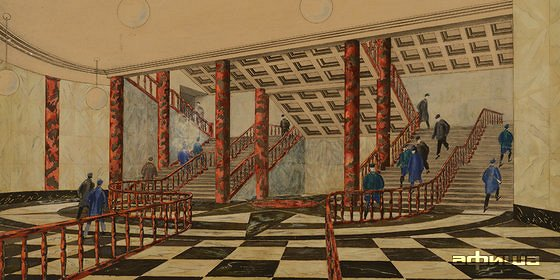 Московское метро — подземный памятник архитектуры смотреть фото