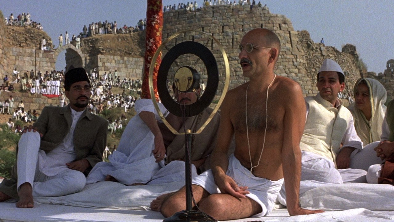 Ганди смотреть фото