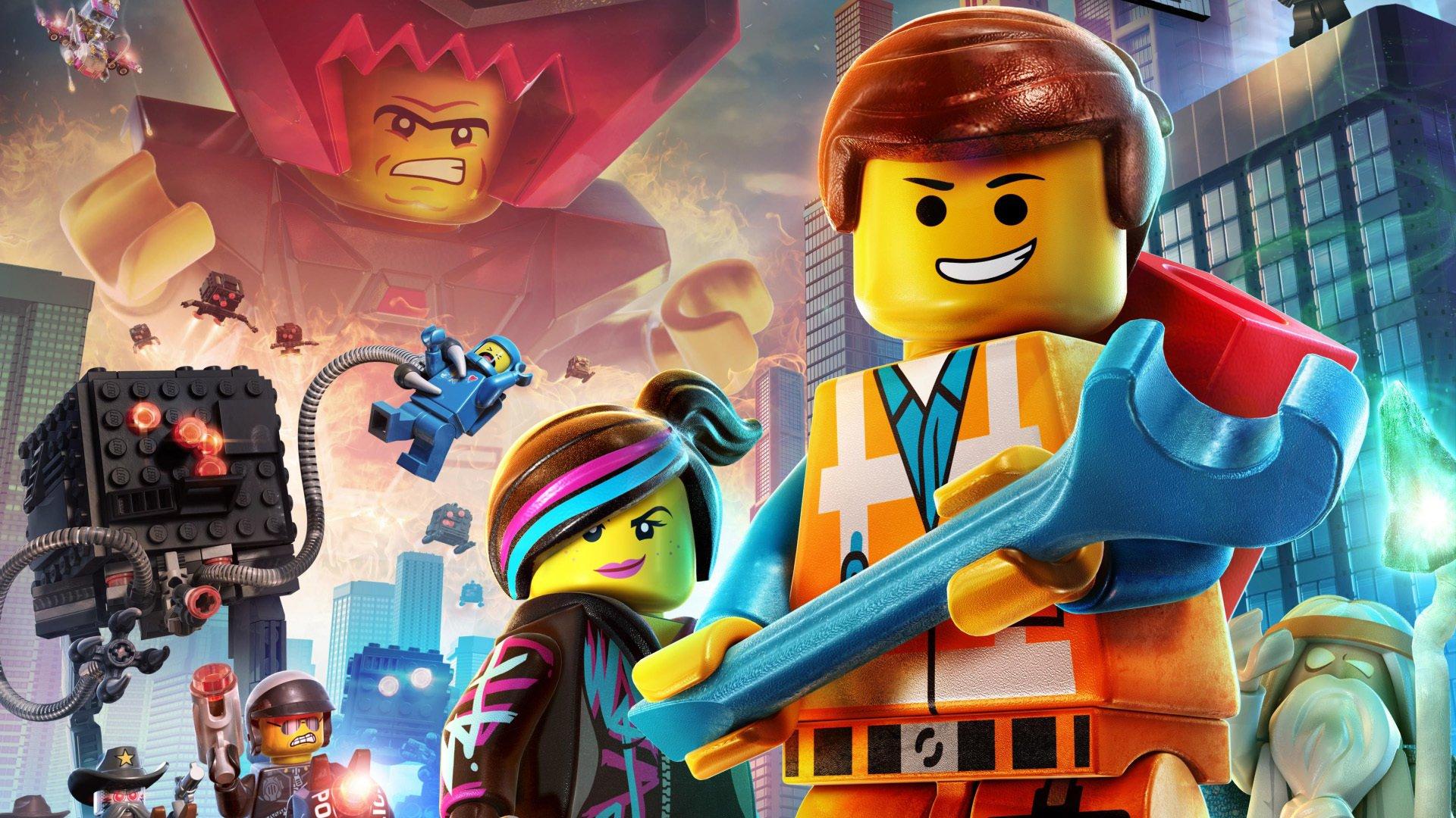 Лего. Фильм смотреть фото