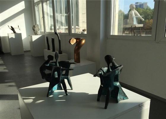 Фото центр современного искусства КГФ