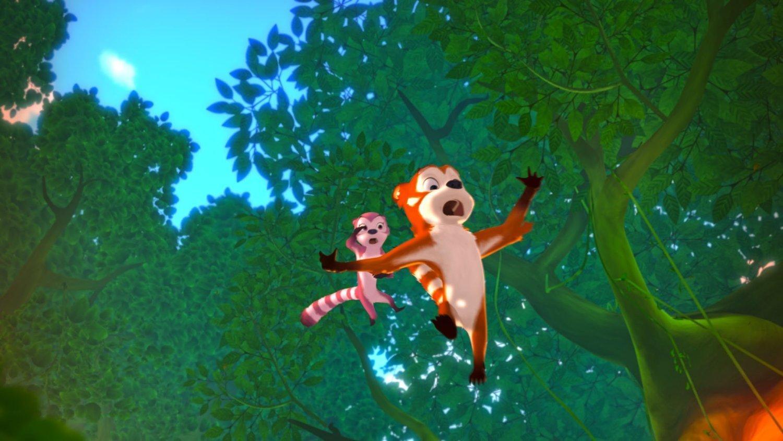 Переполох в джунглях смотреть фото
