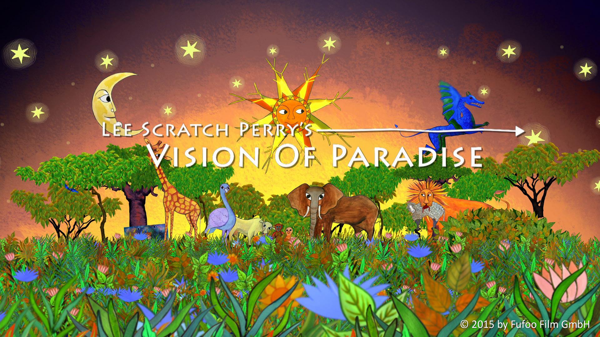 Ли «Скретч» Перри: Виденье рая смотреть фото
