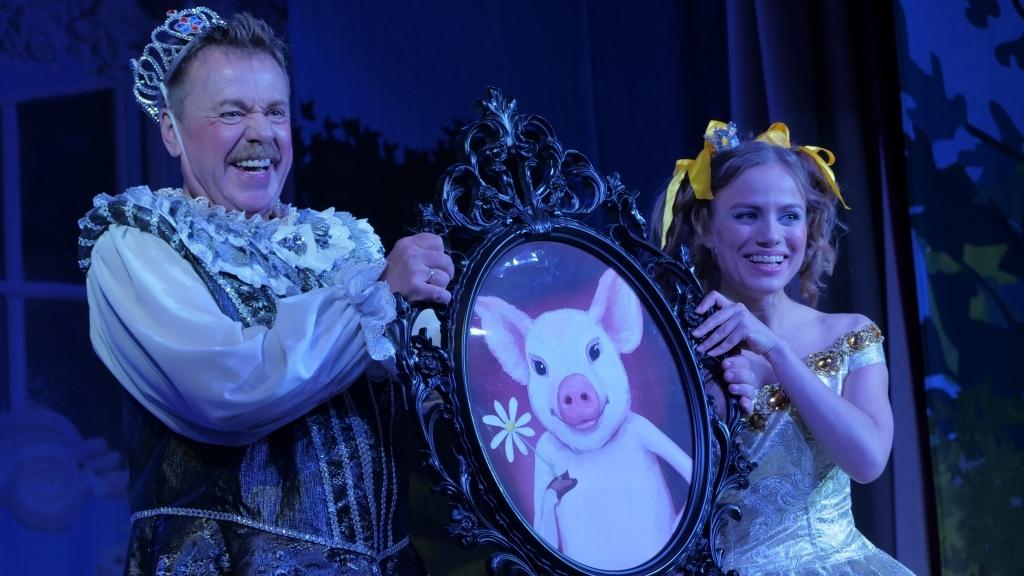 Принцесса и свинопас смотреть фото
