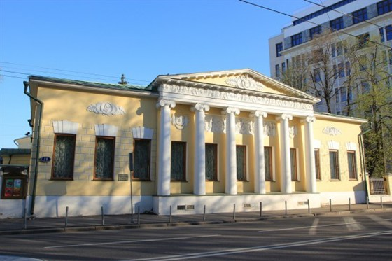 Фото музей Льва Толстого