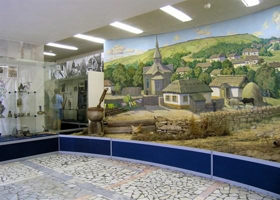 Фото музей истории казачества