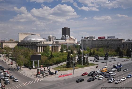 Фото площадь Ленина