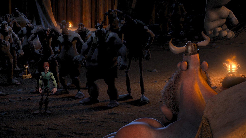 Тор: Легенда викингов смотреть фото