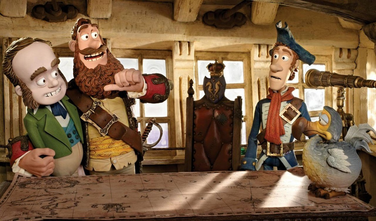 Пираты: Банда неудачников смотреть фото