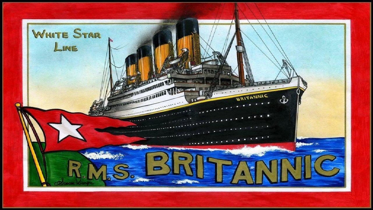 Британик смотреть фото