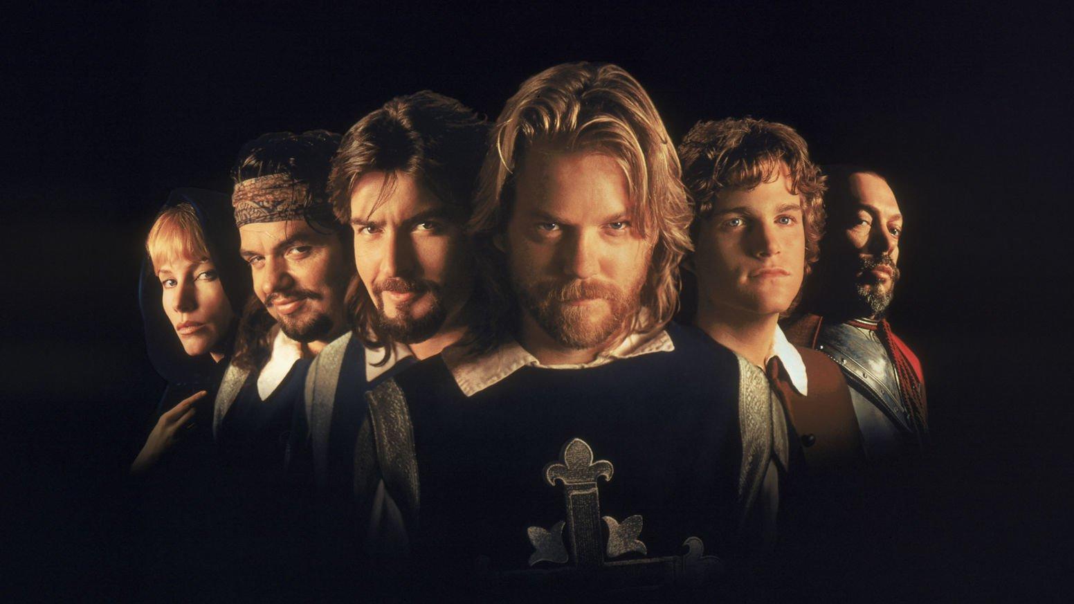 Три мушкетера смотреть фото