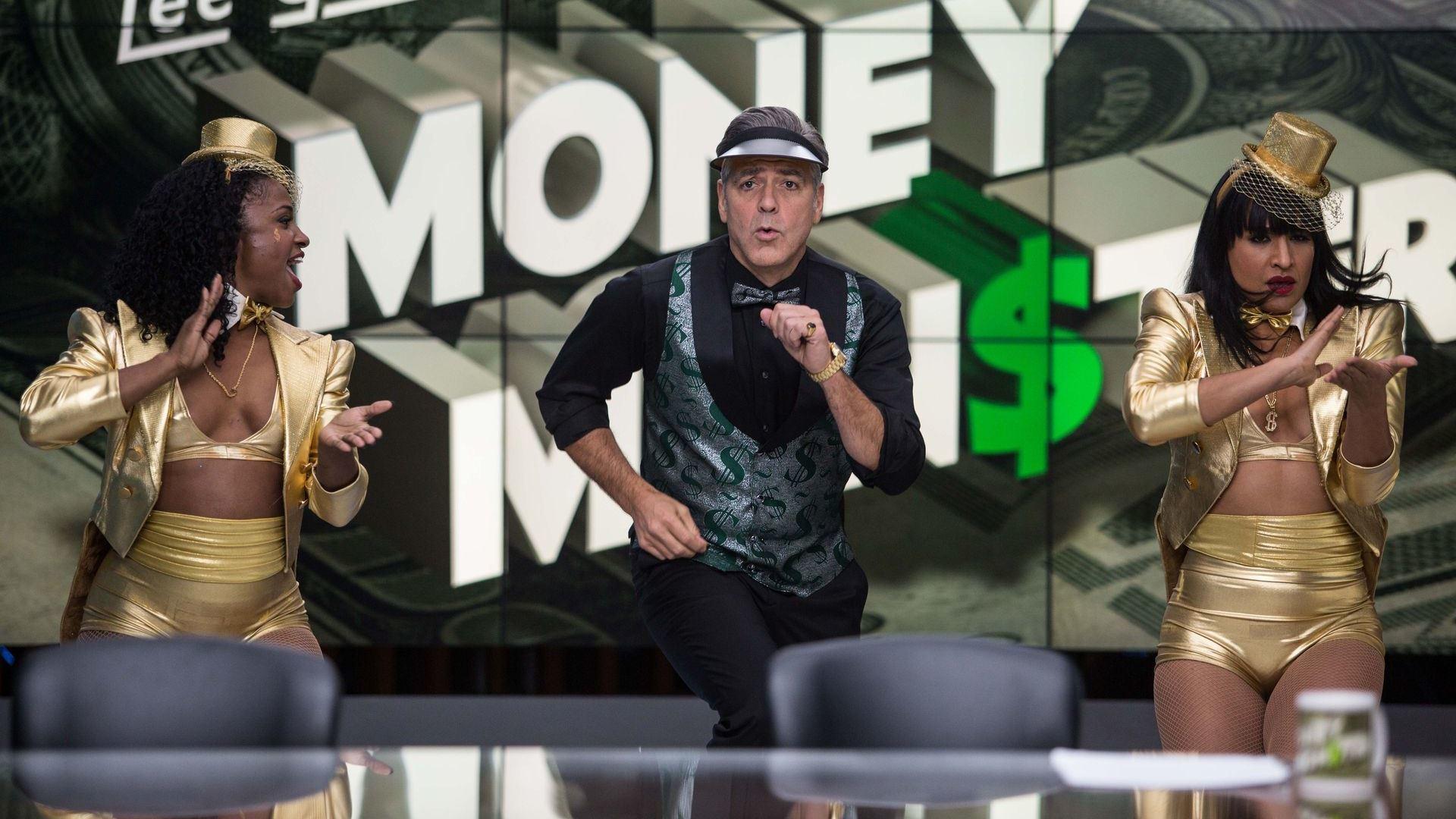 Финансовый монстр смотреть фото