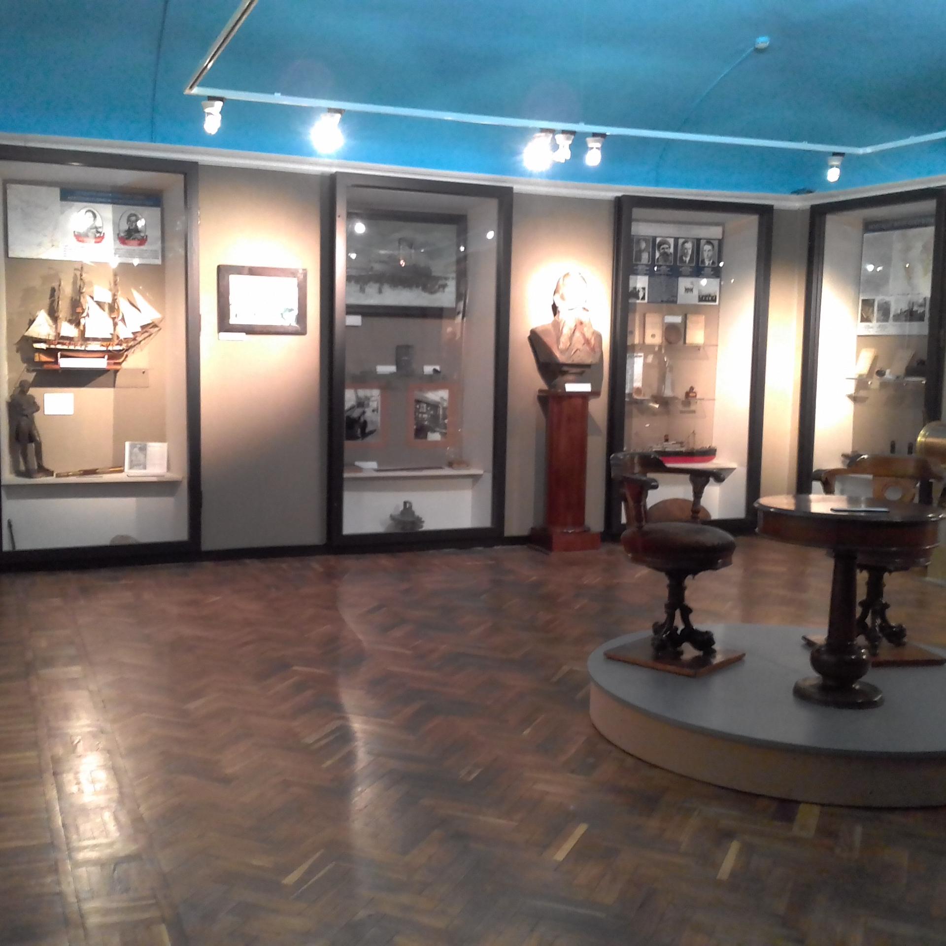 Фото музей морского флота