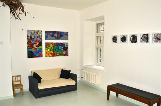 Фото выставочный зал Е.К.Арт-бюро