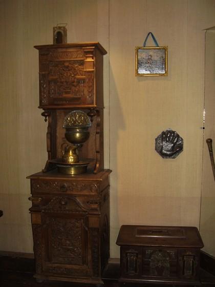 Фото музей Домик Петра I