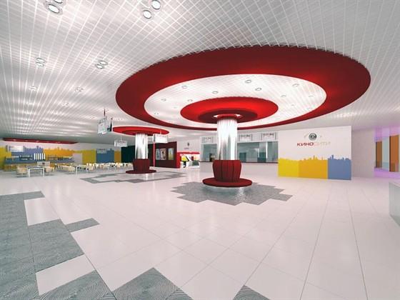 Фото кинотеатр Киносити Новосибирск