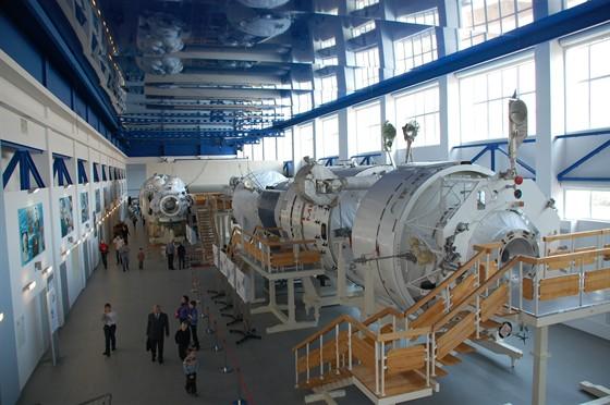 Фото центр подготовки космонавтов
