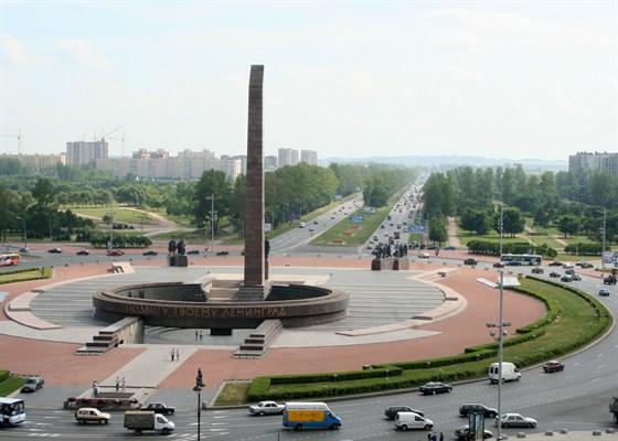 Фото музей Монумент героическим защитникам Ленинграда