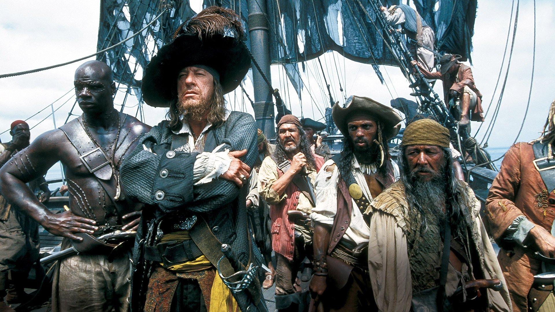 Пираты Карибского моря: Проклятие «Черной жемчужины» смотреть фото